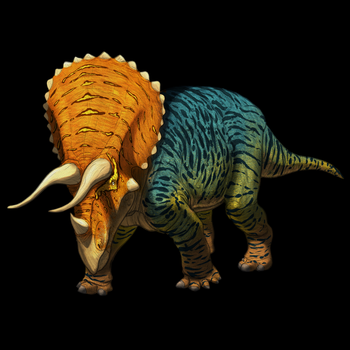 Triceratops by Thek560