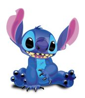 Disney'sStitch Vector by polariswebworks