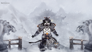 Mists Of Pandaria Wallpaper by Melificence