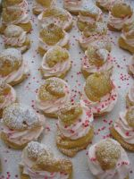 Valentines Day Cream Puffs by Deathbypuddle