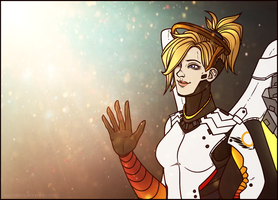 Mercy by maryallen138