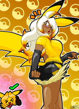 Sarah-chu Approves by Toughset