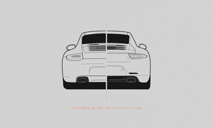 Porsche 911 by AeroDesign94