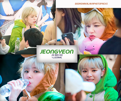 Photopack 260 | TWICE | Jeongyeon | #2 by IDreamWithFire