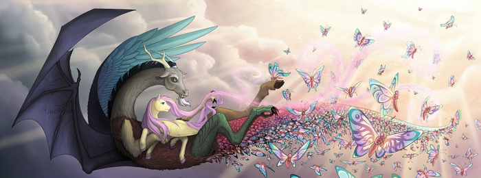 - The Fluttershy Effect - by Yiuokami