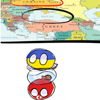 countryball-polandball comic by larisa203