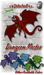 Dragon Dungeon Master UNLOCKED by The-GoblinQueen