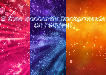 Enchantix backgrounds requests by xXTwiggy