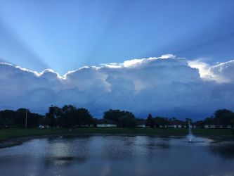 Before the Storm by Nasrin-Amherst