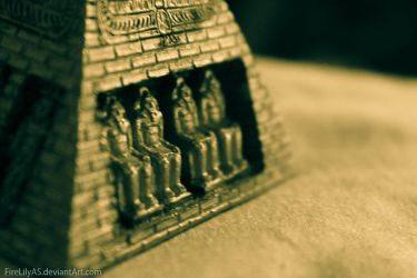 A Little Bit of Egypt by FireLilyAS