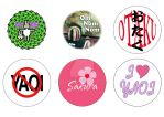 More Button Designs by GregoriusU