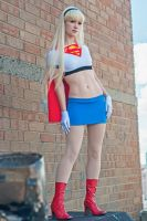 Supergirl animated shoot 2 by Age-Velez