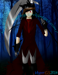 Kiey *=-{ Contest Entry}-=* part 1 out of 2 by HyperGS