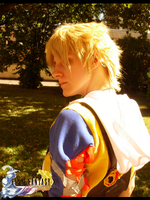 Tidus cosplay by 1Kasumi