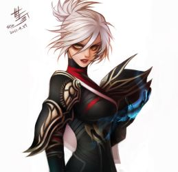 Crimson Elite Riven by seo-love