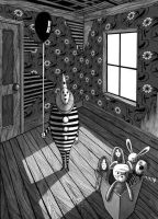 The Abandoned Clown by scratchproductions