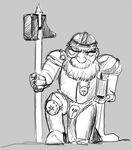 Mr. Traditional Dwarft by Germille
