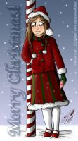 Christmas Card for 2010 by jimmysworld