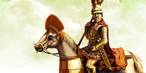 Seleucid Imperial Cataphract by LordGood
