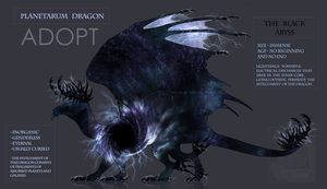 Planetarum Adoptable Auction - THE ABYSS [SOLD] by Michael-Richter