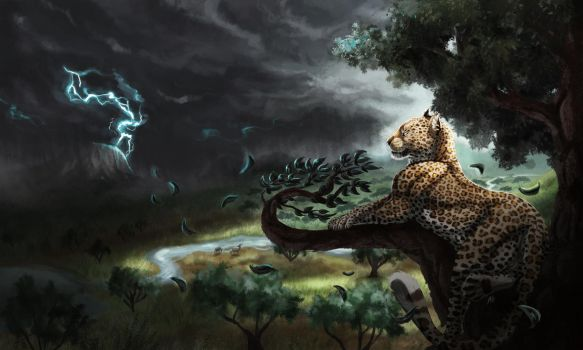 Before The Storm [COMMISSION] by ARVEN92