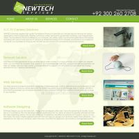 NewTech Services PACKAGES by adeemsyed