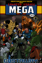 Mega Limited Series mock cover no.1 by Joe-Singleton