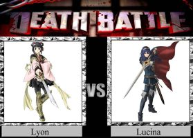Lyon vs. Lucina by JasonPictures