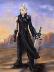 Cloud Strife by Hyunster