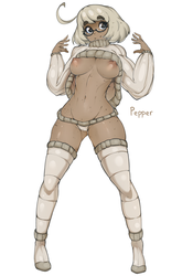 Pepper by Slugbox