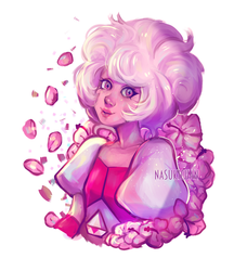 Pink Diamond by Nasuki100