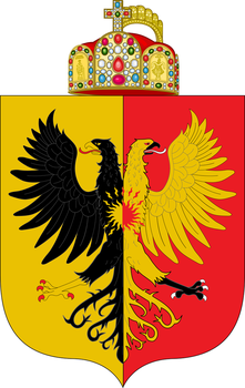 Lesser Coat of Arms of the Holy Frankish Empire by Tonio103
