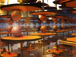 Organic ORB Factory by tiffrmc720