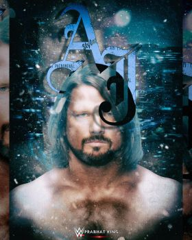 AJ STYLES Picture by PrabhatKing01