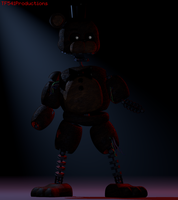 TJOC:R - Ignited Freddy by TF541Productions