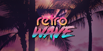Retro Wave Banner by OujiRainu