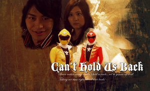 Can't Hold Us Back Wallpaper by mewpearl
