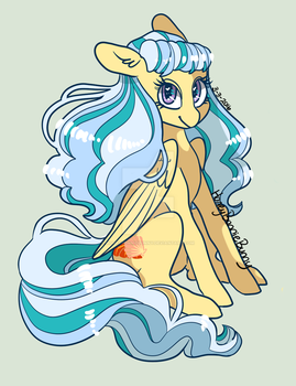 Sea Whispers for therainbowtroll by HoneyBonnieBunny