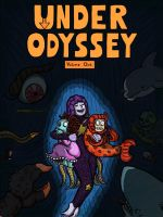 Under Odyssey Volume One Cover by EvilCake