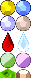[ADOPT] 8 GEMSTONES [Closed] by UltimateQuick