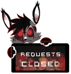 PC - Chester Requests Closed Stamp by BlueBismuth