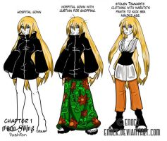 Chap.1 Moon Swing Fashion by Enock