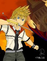 Roxas by Nocta-Link