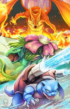 Choose your starter by Pertheseus