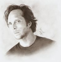 Will Fichtner by PDthepuppet