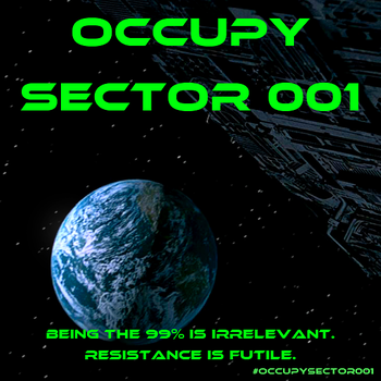 Occupy Sector 001 by L0rdR4hl
