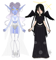 adopts | beauties [closed] by riaen
