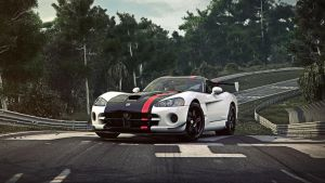 Dodge_Viper_ACR_Nurburgring by NasG85