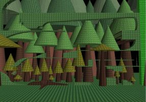 3D-Scroll Platformer Screen 2 by Mr-Page