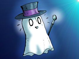 Blooky's Time in the Spotlight by Fragraham